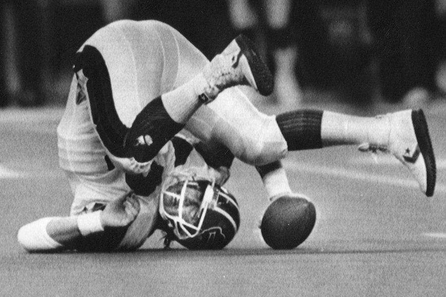 Jim Kelly et les Bills de Buffalo ont... (Photo: archives AP)