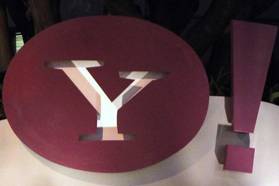 Le portail internet américain Yahoo!( (Photo Reuters)