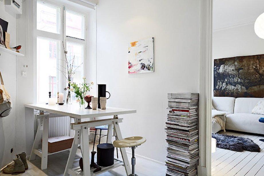 Le design scandinave déborde de plus en plus des frontières d'IKEA, à tel point...