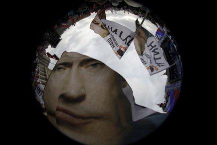 Vladimir Poutine a été élu dimanche président de... (Photo: Reuters)