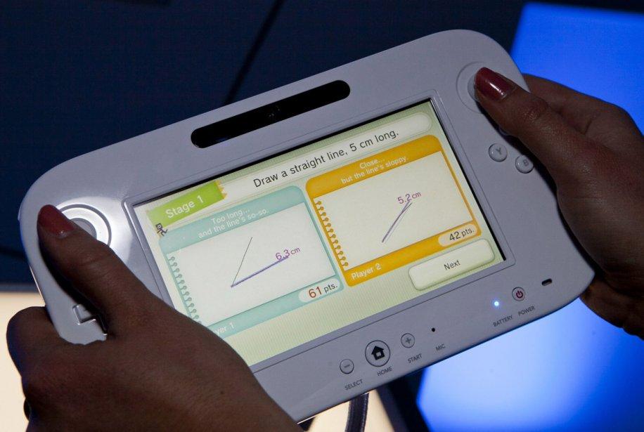 Une console Wii U.... (Photo: AP)