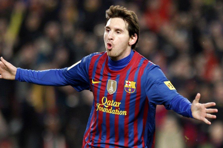 Lionel Messi... (Photo: Reuters)