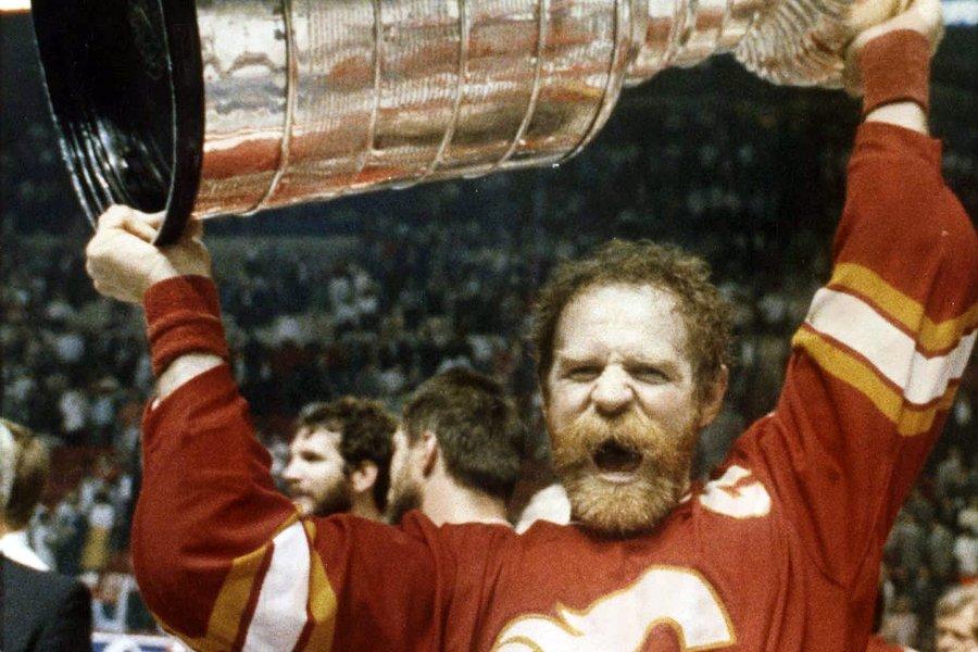 Enfin la Coupe Stanley pour Lanny McDonald en... (Photo: PC)