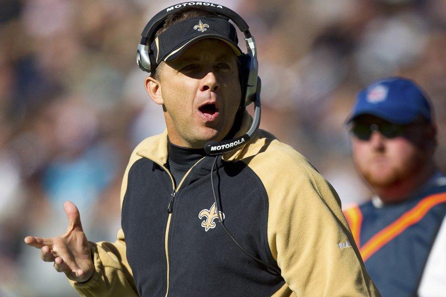 L'entraîneur-chef des Saints de la Nouvelle-Orléans, Sean Payton,... (Photo: Reuters)