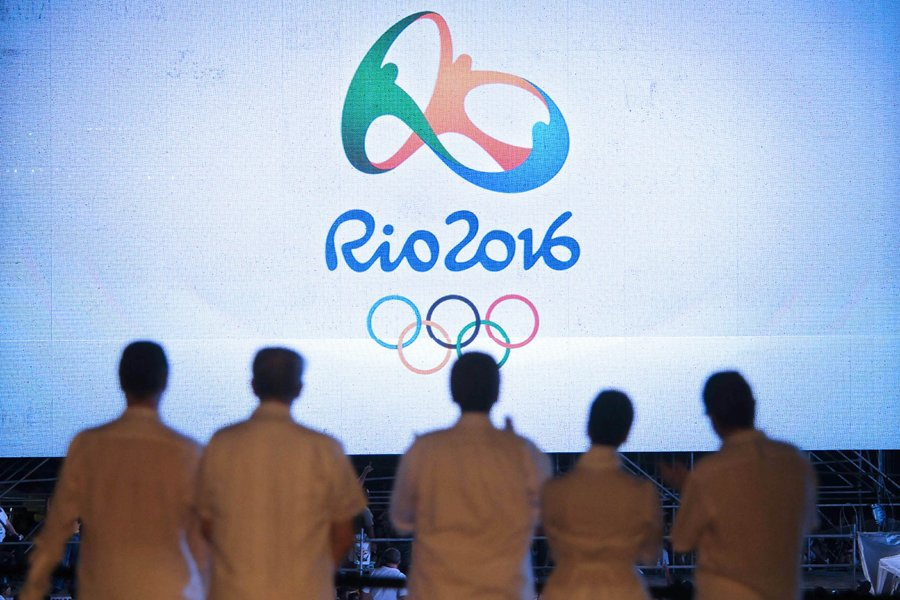 Les dirigeants du Comité international olympique (CIO) sont à Rio... (Photo: AFP)