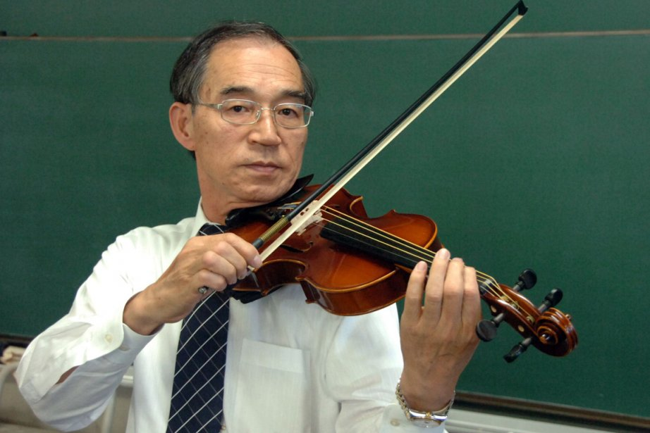 Le chercheur japonais Shigeyoshi Osakia annoncé avoir réussi... (Photo: AFP/fournie par Shigeyoshi Osaki)