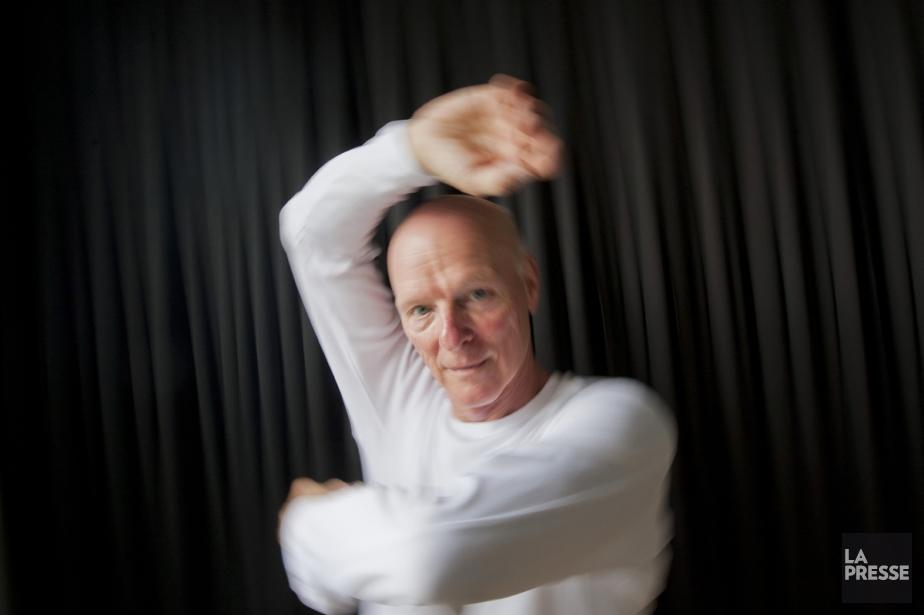 Le danseur et chorégraphe Paul-André Fortier... (Photo: Ivanoh Demers, Archives La Presse)