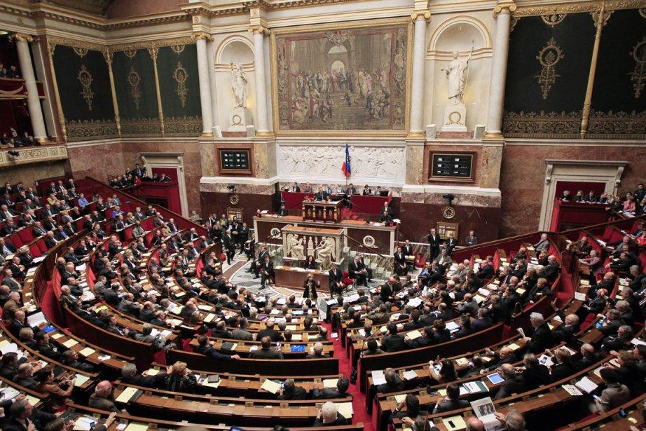 La proposition de loi a fait l'objet d'un... (Photo: Jacques Demarthon, AFP)