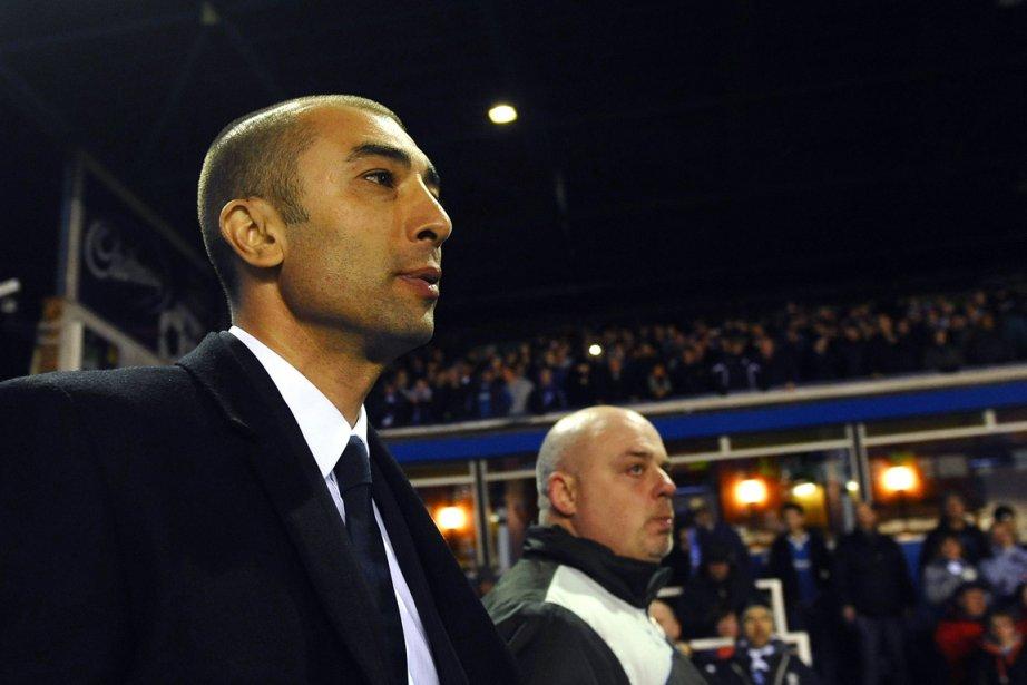 Deux jours après le limogeage de l'entraîneur portugais... (Photo : Paul Ellis, AFP)
