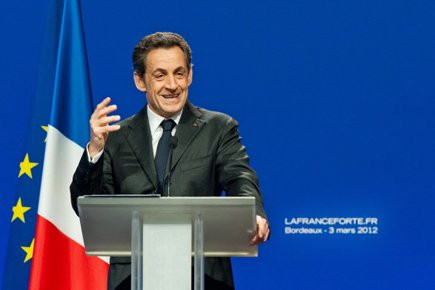 Nicolas Sarkozy... (Photo: AP)