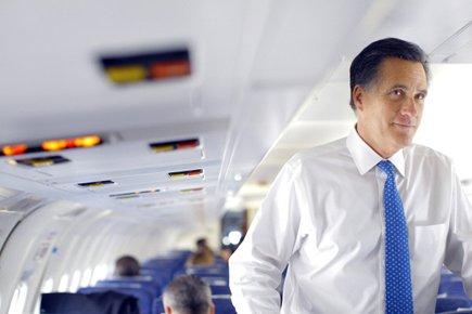 Beaucoup perçoivent Mitt Romney comme un millionnaire déconnecté... (Photo: Reuters)