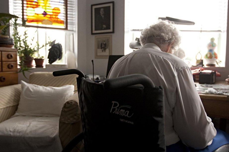 Les besoins pour des places en CHSLD sont... (Photo: François Roy, Archives La Presse)