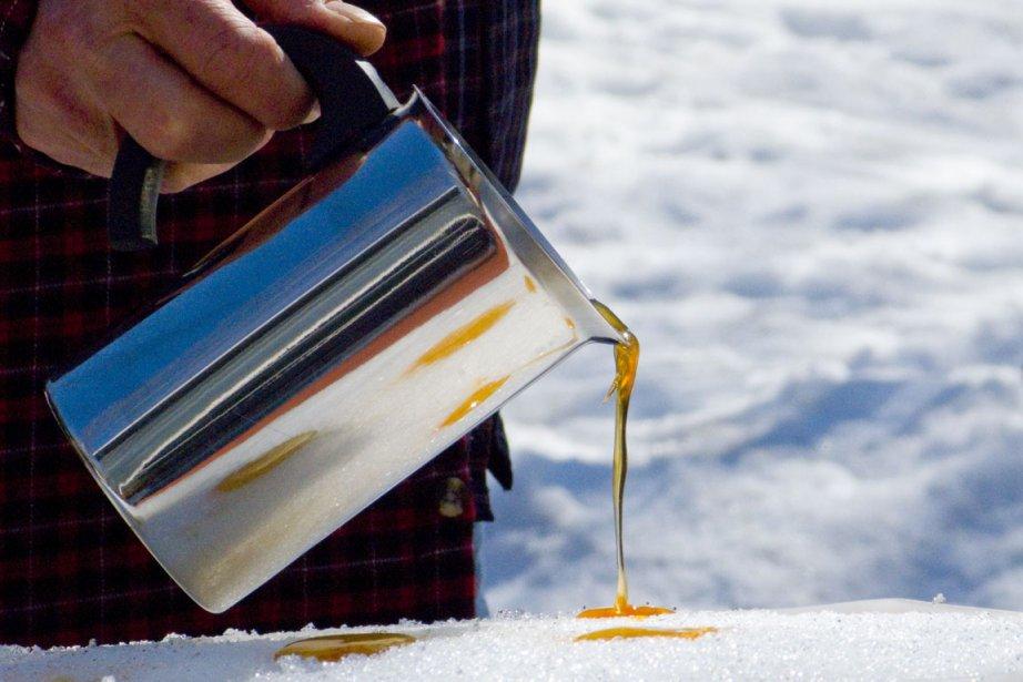 Avec le temps des sucres qui s'amorce, chacun y va de... (Photothèque La Presse)