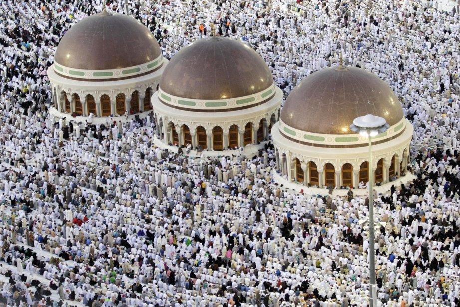 Journey to Mecca a été filmé à la... (Photo: Hassan Ammar, AP)