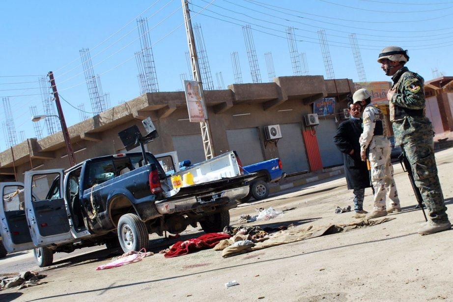 Le dernier attentat d'ampleur en Irak remonte à... (Photo: Archives AFP)