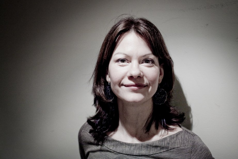 Fanny Mallette... (Photo: Marco Campanozzi, Archives La Presse)