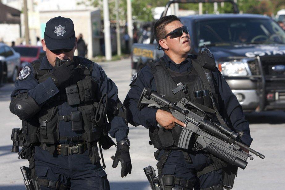 Les échanges de tirs ont débuté lorsqu'un groupe... (Photo: Victor Ruiz Garcia, Archives Reuters)