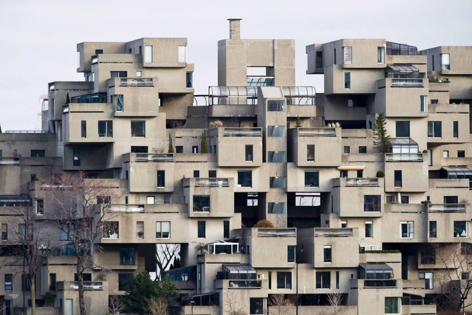 Habitat 67... (Photo: PC)