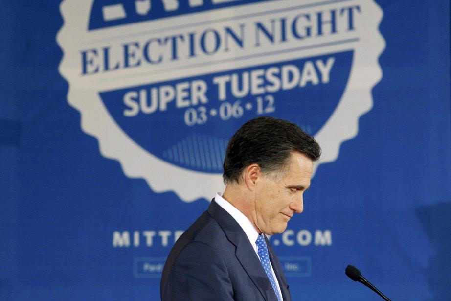 Mitt Romney n'a pas su profiter du «super... (Photo: Brian Snyder, Reuters)