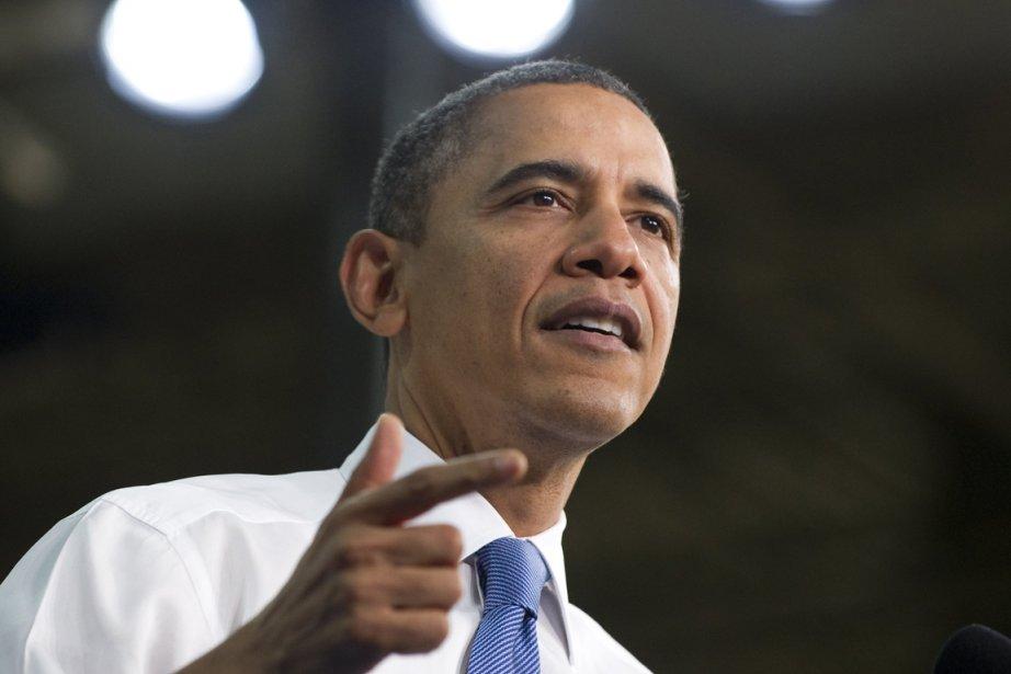 Sans les nommer, Barack Obama cible tous ses... (Photo : Saul Loeb, AFP)