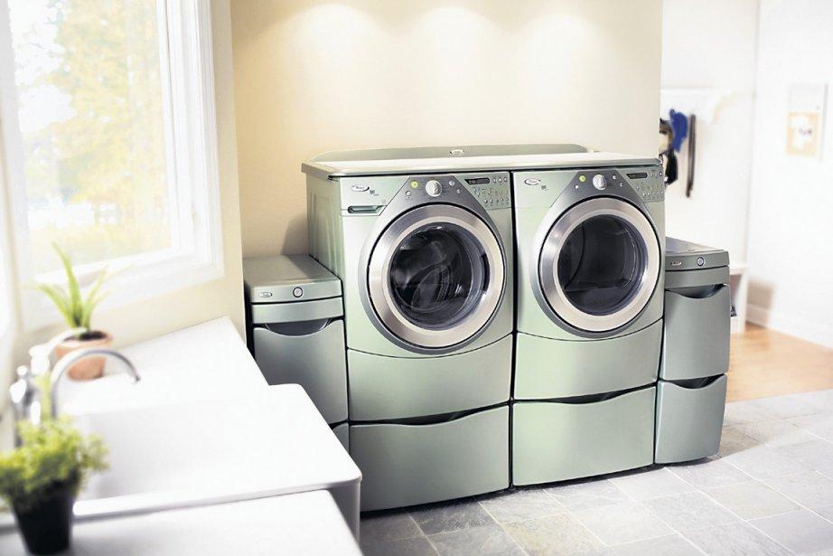 Le lavage à la vapeur s'avère intéressant pour... (Photo fournie par Whirlpool)