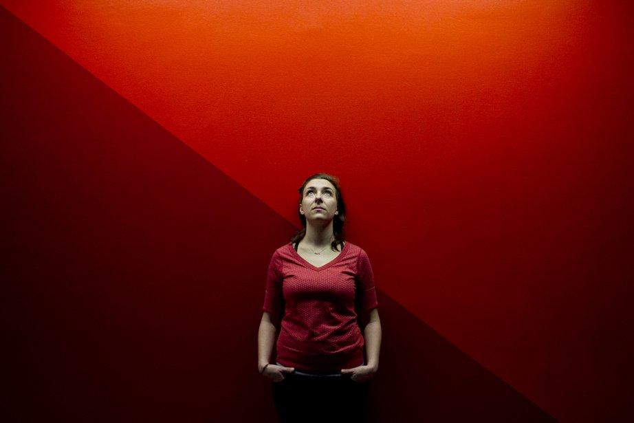 Christelle Bellini.... (Photo Marco Campanozzi, La Presse)