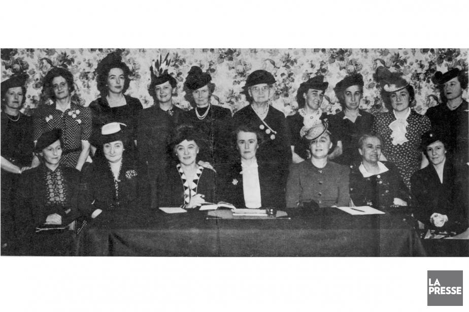 Un grand moment de l'histoire des femmes au... (Photo Archives La Presse)