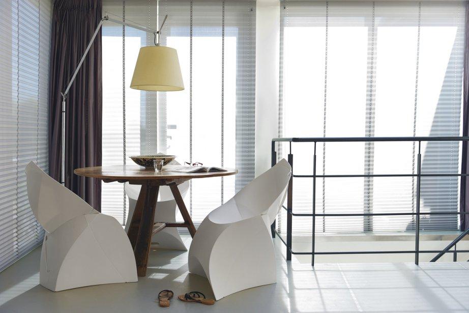 Chaise Flux... (Photo fournie par Flux Furniture)