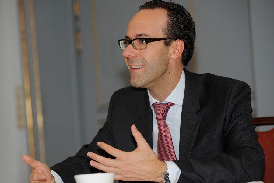 Frank Piller est professeur au Technology & Innovation... (Photo fournie par l'Université d'Aachen)