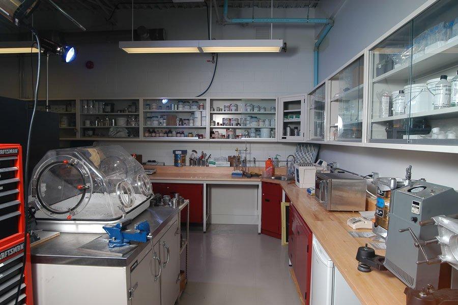 À Boucherville, l'Institut desmatériaux industriels... (Photo fournie par CIMI)