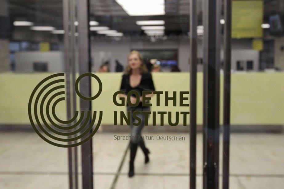Institut Goethe à Athènes, en Grèce.... (Photo Reuters)