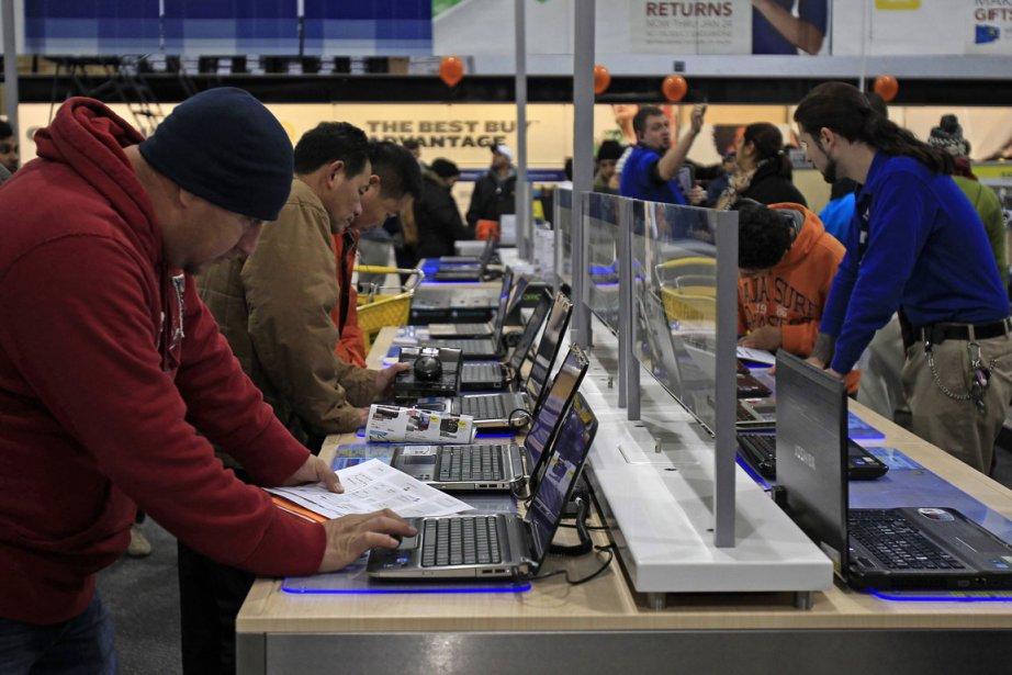Cette des ventes des grossistes s'explique principalement par... (Photo Reuters)