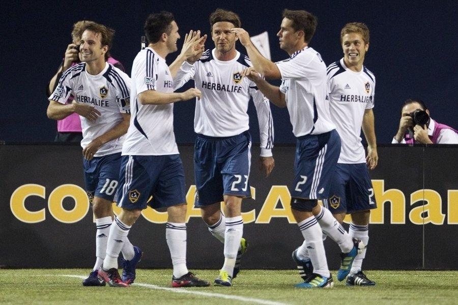 Champions de la MLS l'an dernier, le Galaxy... (Photo: Reuters)