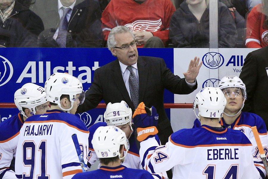 Les Oilers d'Edmonton poursuivent leur reconstruction et ne... (Photo: AP)