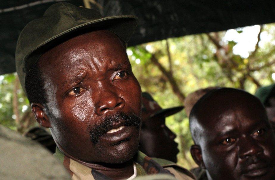 Joseph Kony.... (Photo: Stuart Price, AP (Archives))
