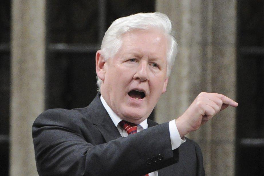 «C'est complètement inacceptable, a affirmé le chef libéral,... (Photo : Sean Kilpatrick, La Presse Canadienne)
