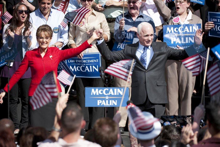 Julianne Moore et Ed Harris incarnent Sarah Palin... (Photo: Reuters)