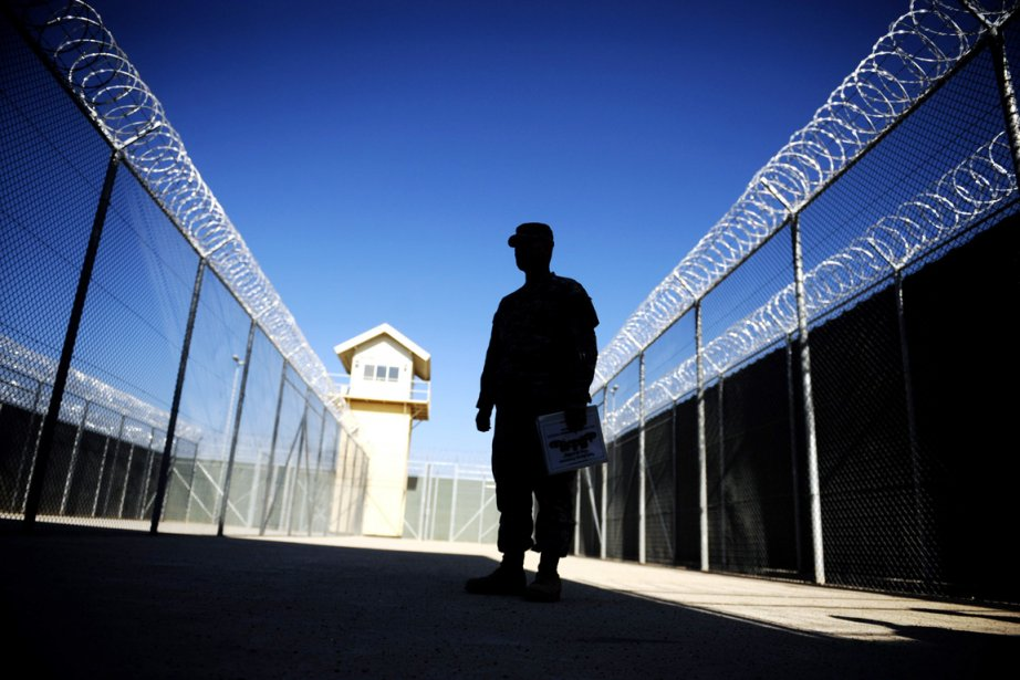 La prison deBagram est surnommée le «Guantanamo afghan».... (Photo: Massoud Hossaini, Archives AFP)