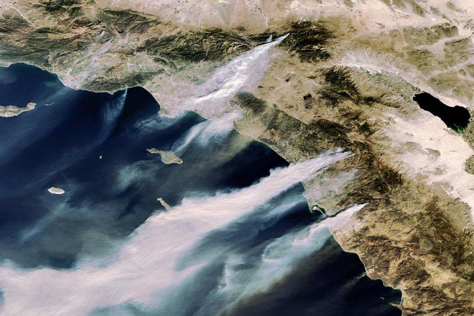 Envisat, a parcouru 2,25 milliards de kilomètres et... (Photo: Archives AFP/ESA)