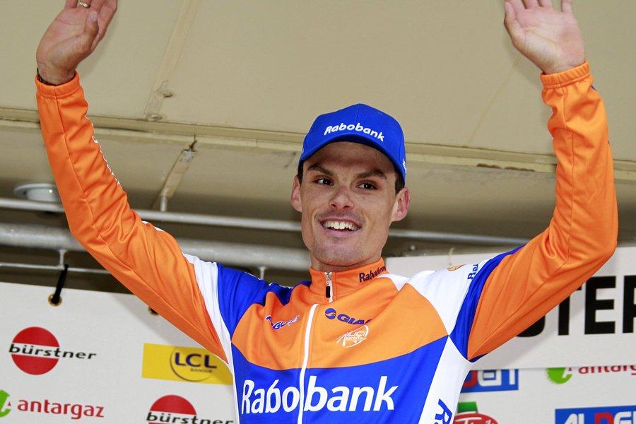Luis Leon Sanchez... (Photo: Reuters)