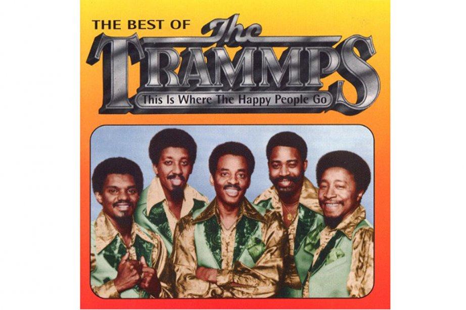 Le chanteur du groupe disco The Trammps, Jimmy... (Photo: Rhino / Wea)