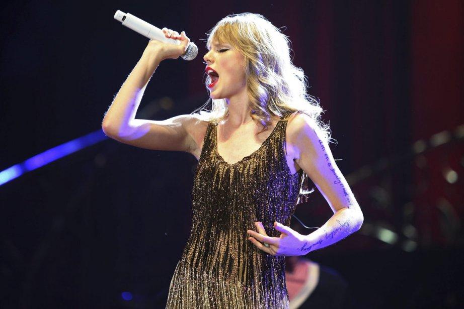 Taylor Swift... (Photo: Theron Kirkman, AP)