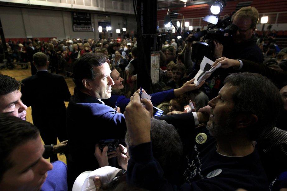 L'ultraconservateur Rick Santorum aurait probablement mis fin à... (Photo Jim Young, Reuters)