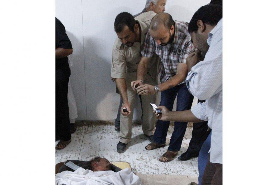 En octobre dernier, de nombreux citoyens de Misrata... (Photo Thaier al-Sudani, archives Reuters)