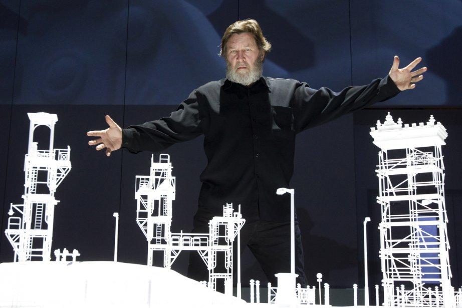 Gilles Renaud s'étonne encore que Shakespeare ait écrit... (Photo: Robert Skinner, La Presse)