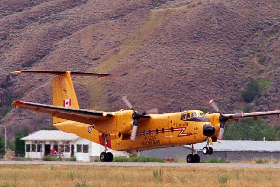 Un avion C-115 Buffalo.... (Photo: archives PC)