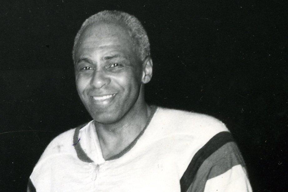 Herb Carnegie était le fils de parents jamaïquains... (Photo : archives La Presse)