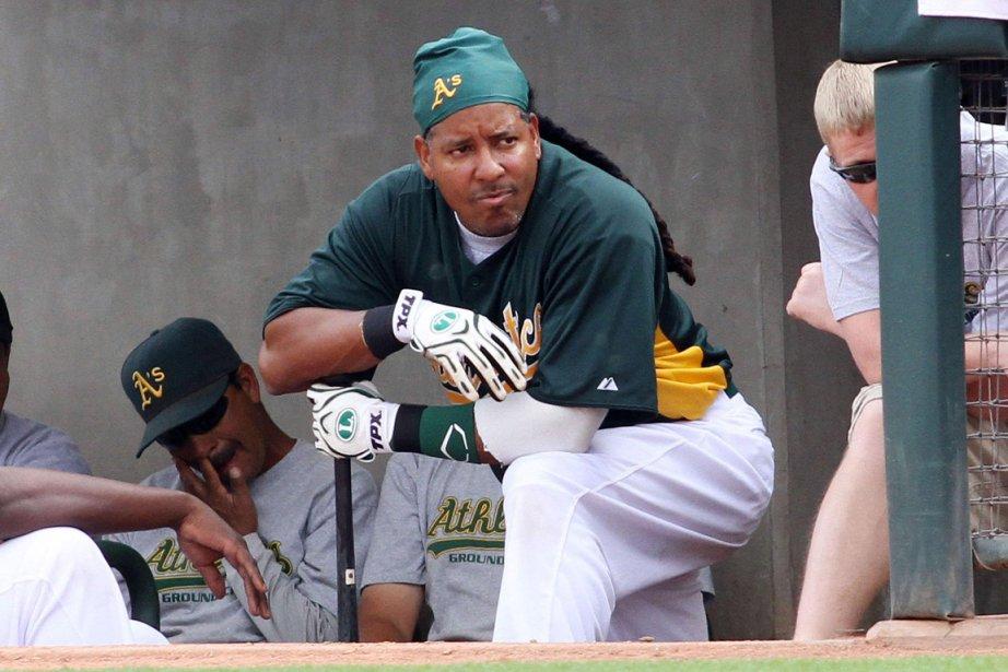 Manny Ramirez, qu'on a vu 12 fois au... (Photo : Darryl Webb, Reuters)