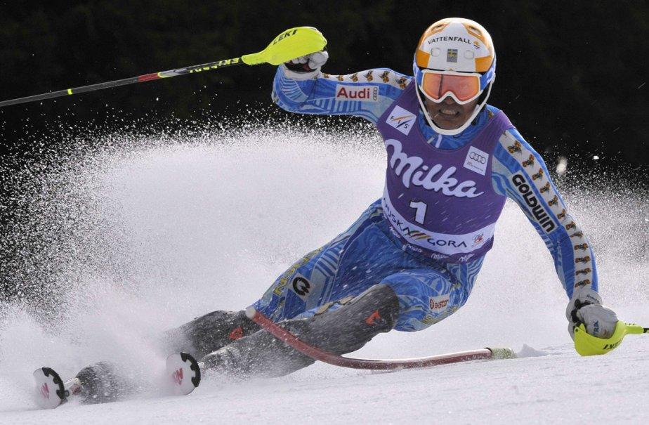 Le Suédois André Myhrer... (Photo: SRDJAN ZIVULOVIC, Reuters)