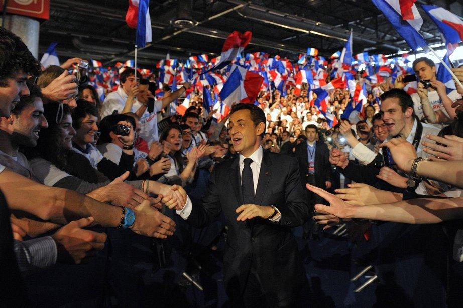 En montrant du doigt cet étranger si visible... (Photo: Reuters)